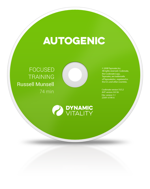 Autogenic CD Download