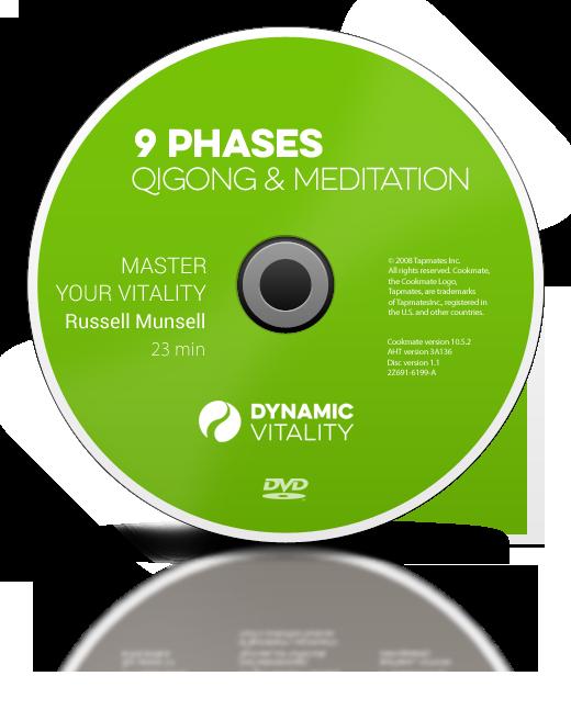 9 Phases Qigong DVD