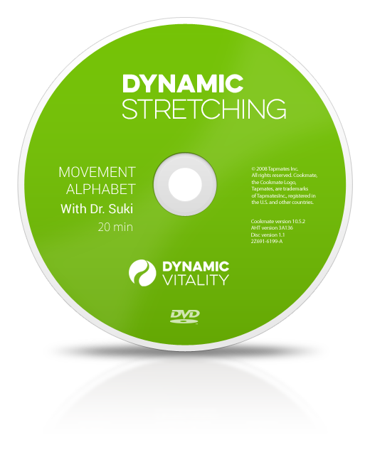 Dynamic Stretching DVD
